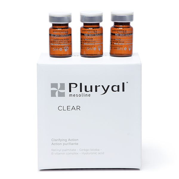 Pluryal Mesoline Clear