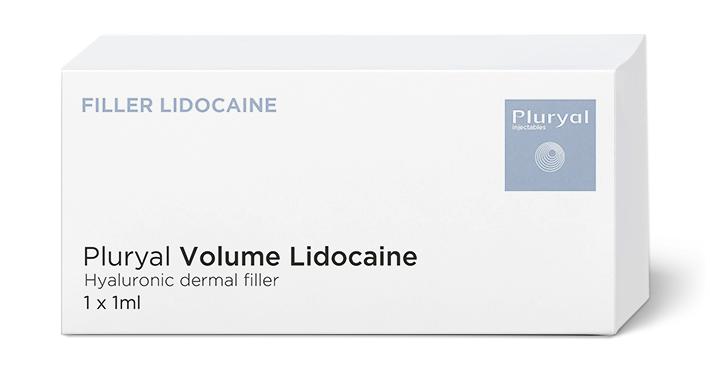 Pluryal Volume Lidocaine
